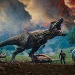 'Melhor filme da saga', dizem primeiras impressões de Jurassic World: Reino Ameaçado