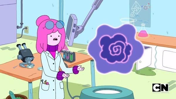 Princesa Jujuba e suas experiências científicas