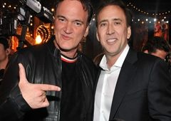 Próximo filme de Tarantino pode ter Nicolas Cage no papel principal!