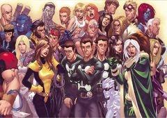 Quadrinho revela que um dos X-Men não é um mutante!