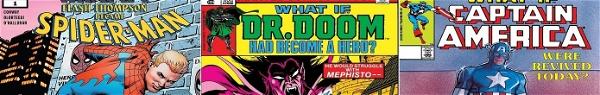 Quadrinhos 'E se?', da Marvel, vão ganhar série de TV no Disney+