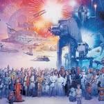 Quais são as melhores ordens para assistir aos filmes Star Wars?