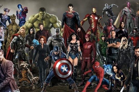 QUIZ | Você conhece estes símbolos de super-heróis?