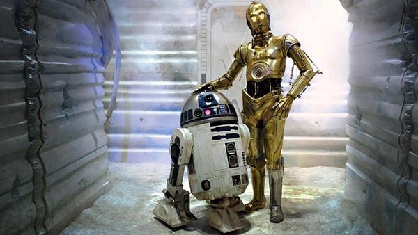 R2-D2 e C-3PO