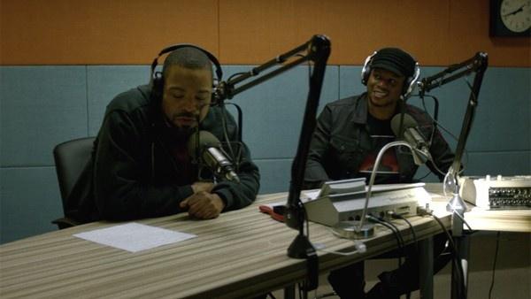 Method Man na rádio