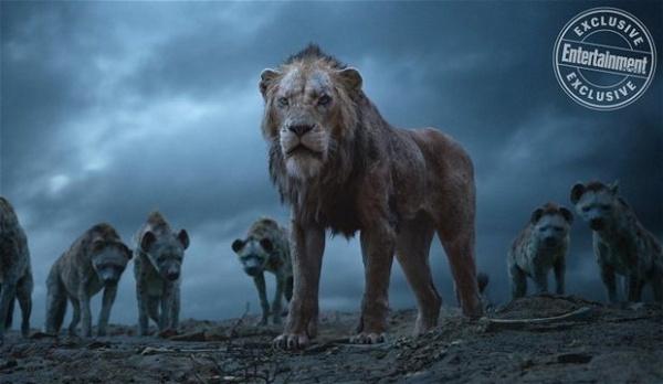 Rei Leão Scar