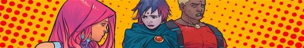 Revelada a identidade do vilão da série dos Jovens Titãs!