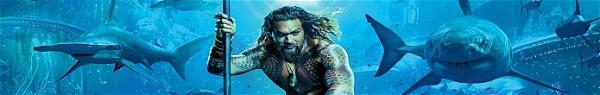 Reveladas reações à exibição teste de Aquaman