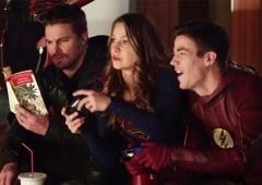 Revelado como Supergirl vai fazer parte do universo de Arrow e Flash