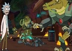 Rick and Morty | Primeiras imagens da série são divulgadas!