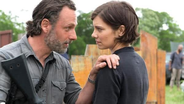 Showrunner confirma que Lauren Cohan pode deixar The Walking Dead