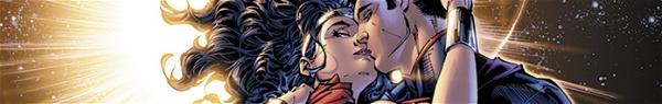 Romance entre Mulher-Maravilha e Superman deixa de ser cânone!