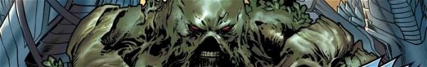 Roteirista de Monstro do Pântano revela detalhes sobre a criatura