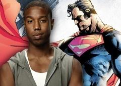 Warner Bros. pensa escalar Michael B. Jordan como Superman