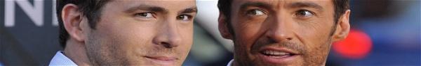 Ryan Reynolds fala em trégua com Hugh Jackman