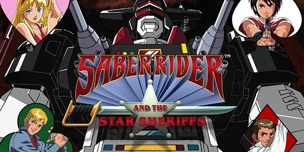 Saber Rider And The Star Sheriffs game