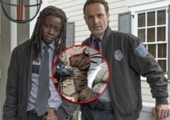 Sabia que o presente de Rick para Michonne é um easter egg?