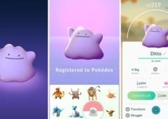 Saiba como pegar um Ditto no Pokémon GO!