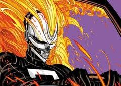 Saiba quem é Robbie Reyes, o infernal Motorista Fantasma!