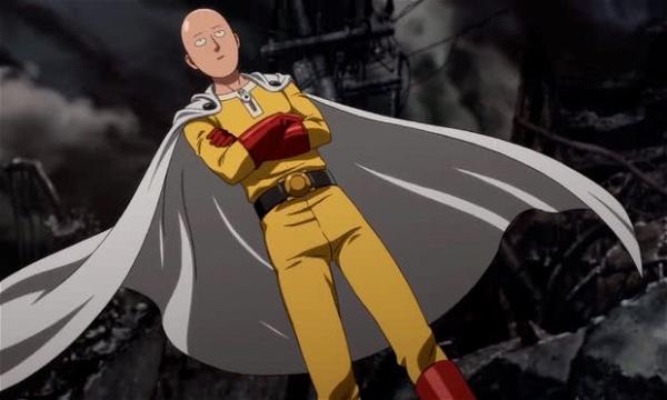 saitama hero