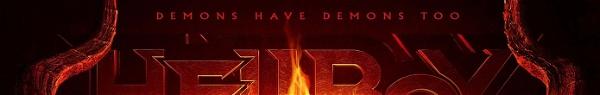 SAIU! Depois de vazamento, Hellboy tem seu trailer antecipado!