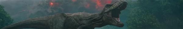 SAIU! Trailer de Jurassic World: Reino Ameaçado