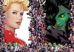 SDCC 2019 | Marvel Comics anuncia novidades sobre Marvel #1000!