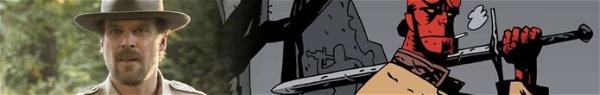 Se prepare, reboot de Hellboy vai ser super sombrio e violento!