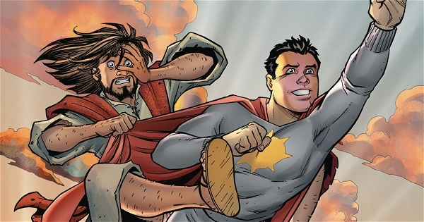 Second Coming, HQ protagonizada por Jesus, é CANCELADA pela DC - Aficionados