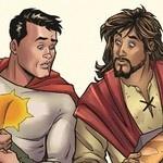 Second Coming   Petição quer cancelar HQ da DC sobre volta de Jesus