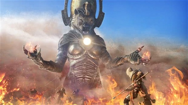 sekhmet deusa ac origins