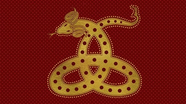 Serpente Chifruda