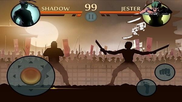 shadow fight