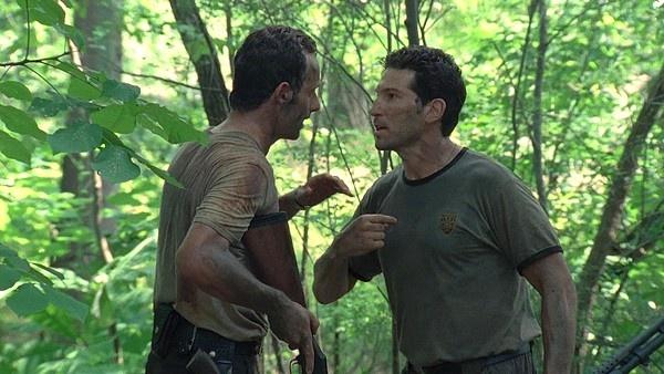 Shane e Rick