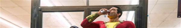 Shazam! Asher Angel aparece como Billy Batson em nova foto oficial