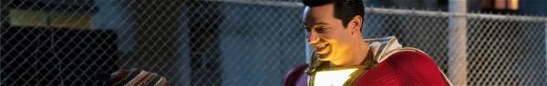 Shazam! | Comercial mostra prévia de sneak peek do DVD de Aquaman