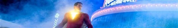 Shazam! | Diretor anuncia novo trailer para próxima segunda-feira!