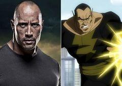 Shazam! | Dwayne Johnson dá notícias sobre filme do Adão Negro!