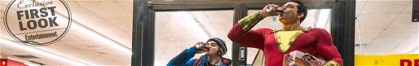 Shazam! é a realização do sonho de toda criança, diz diretor (+2 novas imagens!)