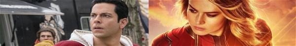 Shazam! e Capitã Marvel | Zachary Levi defende Brie Larson e o filme