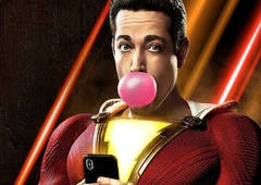 Shazam! ganha novo pôster e previsão de data do próximo trailer!