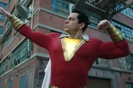 Shazam | Herói pode ganhar novo traje em sequência!