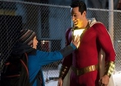 Shazam! | Herói tenta voar como Superman em novo spot de TV