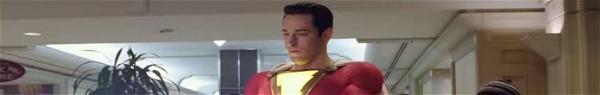 Shazam! | Segundo trailer mostra herói em ação!