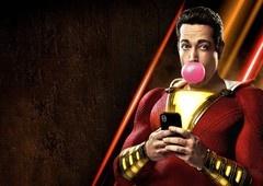 Shazam! | Zachary Levi fala sobre uniforme e mudanças para sequência
