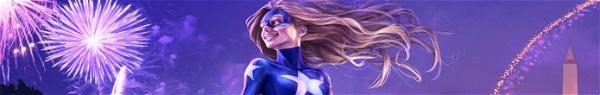 Sideral: Escolhida atriz para viver heroína de nova série da DC