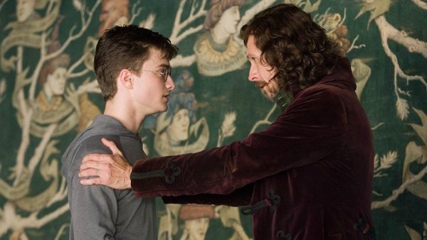 Sirius Black e Harry Potter