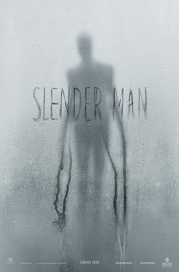 Slender Man cartaz