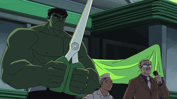 Hulk e os Agentes da S.M.A.S.H.