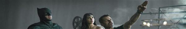 Snydercut | Zack Snyder afirma estar editando sua versão de Liga da Justiça